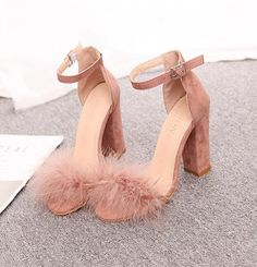 T-Stage Front Up Hairy Luxury Women's Summer Shoes Cute Shoes Heels, Prom Shoes, Women's Shoes, Shoes Sneakers, Nike Shoes, Asics Shoes, Aldo Shoes, Shoes Style, Platform Sneakers