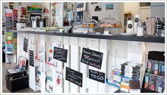 funi shop, art shop & café | Veteranenstraße 17 | Berlin