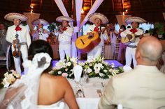 It's not a destination wedding in #Mexico without the mariachis! here:http://www.casadelasirena.com/