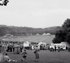 Children's Day c1955 Leeds City, West Yorkshire, My Town, Back In Time, Where The Heart Is, Vintage Photography, Old Pictures, Past, Dolores Park