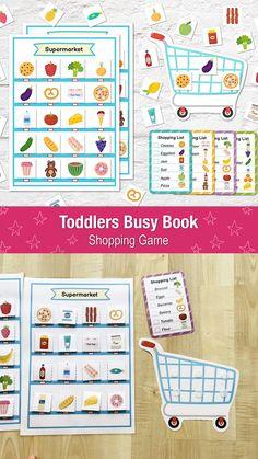 Preschool Learning Activities, Preschool Printables, Preschool Activities, Teaching Kids, Kids Learning, Games For Preschoolers, Food Activities For Toddlers, Matching Games For Toddlers, Nutrition Activities