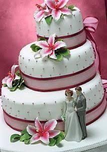 Resultado de imagen para pasteles de boda elegantes