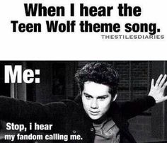 Teen Wolf is chocolate. Teen Wolf is drug. Teen Wolf is delicious. Stiles Teen Wolf, Teen Wolf Cast, Teen Wolf Dylan, Teen Wolf Memes, Teen Wolf Quotes, Teen Wolf Funny, Dylan O'brien Quotes, Tyler Posey, Tyler Hoechlin