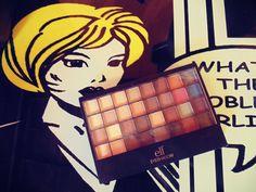 El blog de pepita: Reseña Paleta 32 sombras de ELF ❤