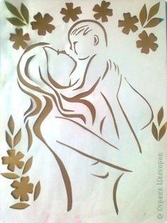 Картина, панно Вырезание: К дню защиты детей!  Бумага День защиты детей. Фото 6