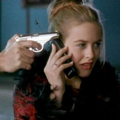 Cher gets mugged in CLUELESS
