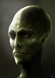 I do have a species of reptilian alien in my story. Maybe they've been to Earth in the past and that's why people seem to know about them.