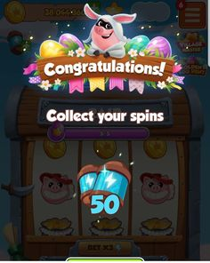 Get your Coin Master Spins Coin Icon, Shield Icon, Coin Master Hack, Free Rewards, Play Slots, Buy Pets, Game Ui, Coin Collecting, Arcade Games