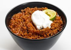 Spicy quorn chilli - Men's Health