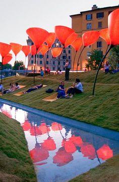 Art & Landscape Design Giant poppys! Coquelicots géants! ^^: