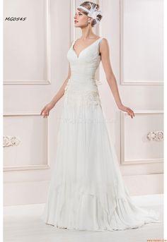 Vestidos de noiva Manu García MG0545 2014