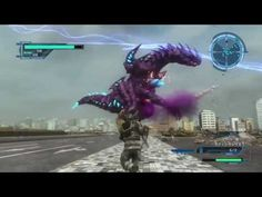 Mi Mundo Es Diferente Al Tuyo: 地球防衛軍5 Earth Defense Force 5 New Mission 4 Gamepla...