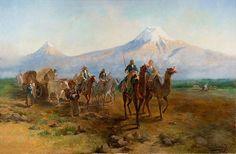 RICHARD KARLOVICH ZOMMER(RUSSIAN,1866-1939)