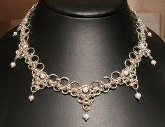 #Japanese and pearl necklace    repin ..  like ...share :)    $99.00  Get Yours Now!  http://amzn.to/XzhM9y