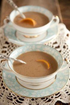 Orange spiced chai (source: pinterest.com)