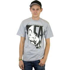 Joker Brand T-Shirt CA State heathergrey ★★★★★