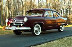 1951 Kaiser Deluxe Henry-J