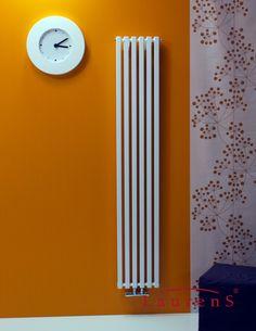 Radiátory Laurens – Designové radiátory Quadrix Vertical