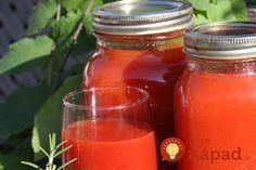 Na vysoký cholesterol, proti zápalom aj na lepší zrak: Urobte počas sezóny pár pohárov rajčinovej šťavy, je to jednoduché a účinky vás ohromia!
