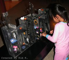 Musings from Kim K. Wooden Castle, Witch, Mad, Miniatures, Doll, House, Dolls, Haus, Witches