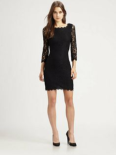 Diane von Furstenberg Zarita Lace Dress on shopstyle.com