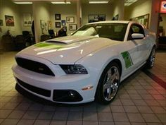 2014 Ford Mustang Roush RS3 Stage 3 Aluminator