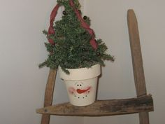 Snowman Shelf Sitter - Winter Decoration by LoveAndStitchesToYou on Etsy