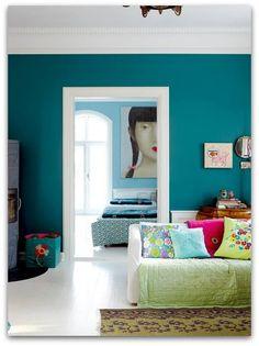 Art Symphony: Sweet blue home...