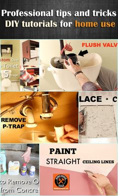 Professional tips and tricks DIY tutorials for home use