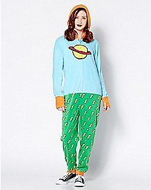 14a53c129e26 Chuckie Pajama Costume - Rugrats Best Pajamas