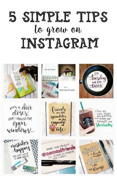 5 Simple Tips that doubled my Instagram following