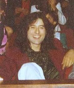 Jimmy Page in another shot taken, October 20, 1976 at the NY premiere of TSRTS
