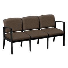 Mason Street Fabric Three Seat Sofa | National Business Furniture