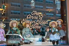 The Anne of Green Gables Store in Charlottetown, Prince Edward Island