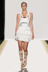 If i could, i would buy this entire Herve Lege Gladiator looking collection