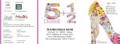 5 Donne e ½ con Angela Melillo e Moreno Amantini al Teatro delle Muse di Roma - stagione teatrale 2013/2014