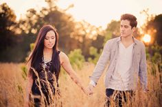 lacie and chase {birmingham engagement photography} - allison lewis photography