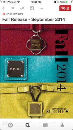 Visit my website at Tanyaperez.miche.com