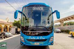 Volvo 9800 costa oro México