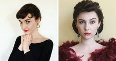 This 17-Year-Old Girl Can Easily Recreate Any Vintage Look   Bored Panda