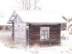 Extremely tiny cottage!