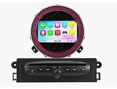 Autoradio DVD GPS BMW Mini Cooper Après avec Bluetooth et GPS