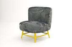 Successful Living from Deisel w Moroso Gimme Shelter. black/white and vintage inspired.