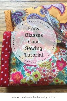 100 Brilliant Projects to Upcycle Leftover Fabric Scraps - Armonth Sewing Hacks, Sewing Tutorials, Sewing Crafts, Sewing Tips, Free Tutorials, Diy Crafts, Quilting Tutorials, Quilting Ideas, Craft Tutorials