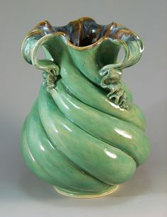 Turtle Island Pottery | Maggie and Freeman Jones, Black  Mountain, NC