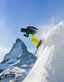 Switzerland is the first country where winter sports were developed on a large scale