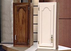 Kitchen Cabinets Painted White how to paint your cabinets professionally using spray paint