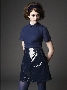 FRED PERRY AW11 BY RICHARD NICOLL • SIOBHAN LYONS
