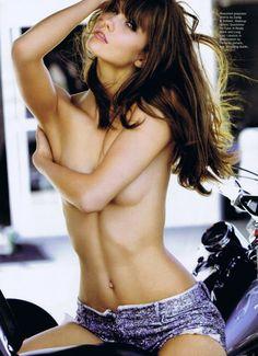 Sequin shorts - Karlie Kloss