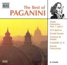 Niccolo Paganini - Paganini: Best of Paganini